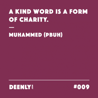 [Bukhari, Muslim]